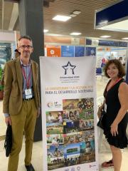 El proyecto Edusi Bic Vélez participa en un foro internacional de la Agenda 2030