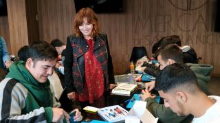 Rotundo éxito del primer curso juvenil de la 'Escuela Inclusiva de Segunda Oportunidad' de Vélez-Málaga
