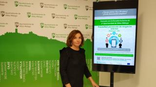 Vélez-Málaga conciencia a los jóvenes sobre la importancia de la ciberseguridad