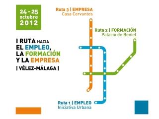 30 talleres prácticos formarán parte de la I Ruta hacia el Empleo, la Formación y la Empresa en Vélez-Málaga