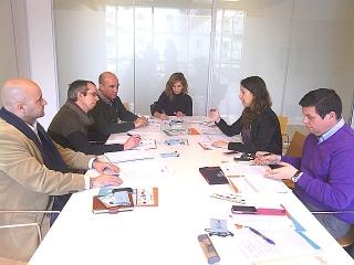 El Ayuntamiento de Vélez-Málaga, a través del OALDIM, asiste a la reunión de la Red atodacosta con el objetivo de programar actividades de fomento del empleo