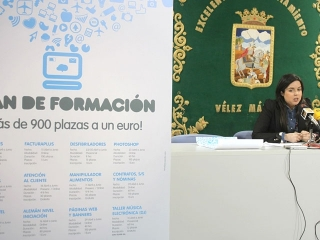 El Ayuntamiento pone en marcha un plan de formación con 942 plazas para jóvenes del municipio