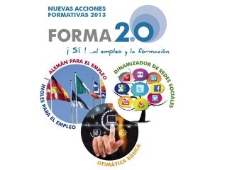 Publicadas las listas provisionales de admitidos/as y excluidos/as | Convocatoria 2013 - Proyecto FORMA2.0