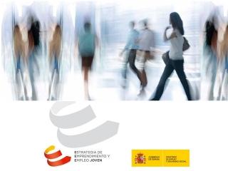 Estrategia de emprendimiento y empleo joven 2013/2016