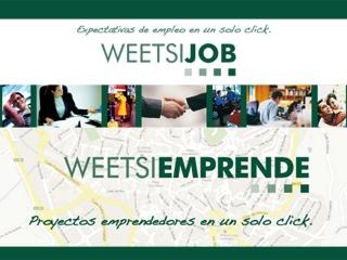 El Ayuntamiento de Vélez Málaga presenta dos herramientas innovadoras, WeetSiEMPRENDE y WeetSiJOB que se pondrán en marcha a través de la página web WeetSi