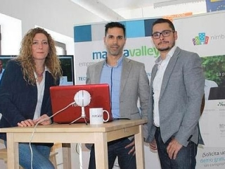 Nace en Málaga Nimbux, la primera 'nube' para directivos