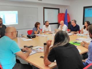 La economía circular, clave para la presencia de Vélez-Málaga en Europa.