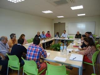 Desayuno de trabajo con el Sector Artesano de Vélez Málaga