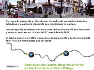 """Iniciativa Urbana colabora con los comerciantes de San Francisco en su campaña """"Pasaporte al Centro Histórico"""" para incentivar las compras"""