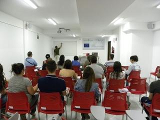 """Iniciado el curso de alemán básico impartido por el proyecto Iniciativa Urbana """"De toda la Villa"""""""