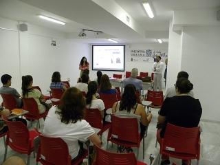 Un total de 75 alumnos comienzan los cursos de la sexta convocatoria de la plataforma de formación online