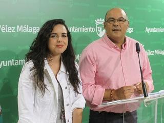 Vélez contratará dos meses más a los 100 desempleados que no pudieron acogerse el pasado año al decreto contra la exclusión social