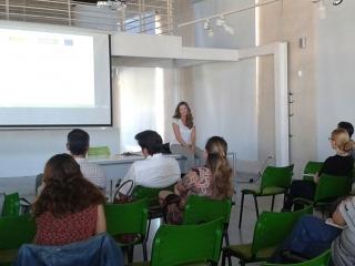 Inauguración del Curso Excelencia en la Gestión Turística en el que colabora el Ayuntamiento de Vélez Málaga
