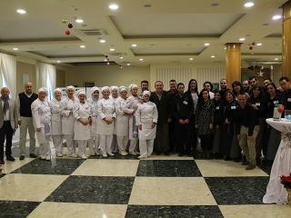 El Ayuntamiento celebra una degustación de elaboraciones culinarias del taller de empleo 'La Tahona'