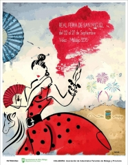 Concurso cartel anunciador de la Feria de San Miguel 2016