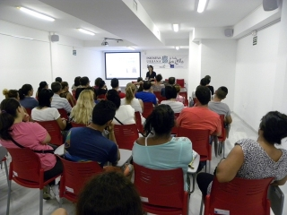 Un total de 75 beneficiarios comienzan los cursos de la tercera convocatoria de la plataforma de formación online de Iniciativa Urbana