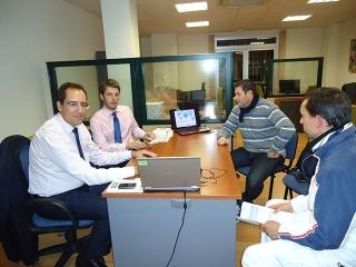 Balance muy positivo de las Jornadas Informativas sobre la Mejora de la Competitividad Empresarial