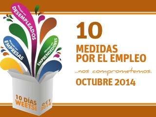 Balance de agosto y septiembre en materia de formación, empleo y empresa en los 10 días WeetSi