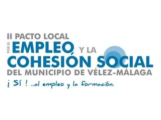 Actuaciones del II Pacto Local por el Empleo y la Cohesión Social del Municipio de Vélez-Málaga