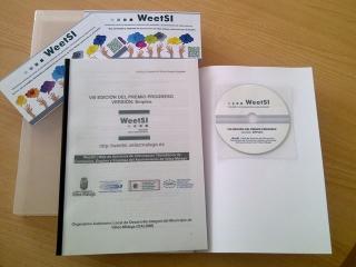 El Ayuntamiento de Vélez-Málaga, a través del OALDIM, presenta WeetSI como proyecto candidato a la VIII Edición de los Premios Progreso