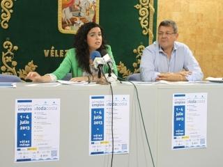 El Ayuntamiento y el OALDIM presentan las jornadas 'Empleo Atodacosta' que se celebrarán del 1 al 4 de julio