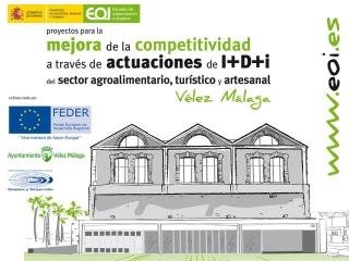 Acto de presentación de resultados de los proyectos del Programa de Mejora Competitiva de las Pymes del Sector Agroalimentario, Turístico y Artesanal de Vélez Málaga.