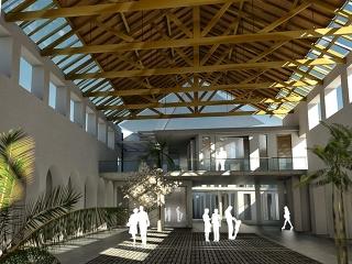 Vélez transformará el mercado de San Francisco en un espacio polivalente para empresas, agroalimentación y cultura