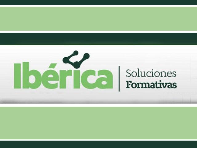 Logotipo IBÉRICA Soluciones Formativas