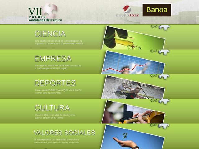 Premios Andaluces del Futuro