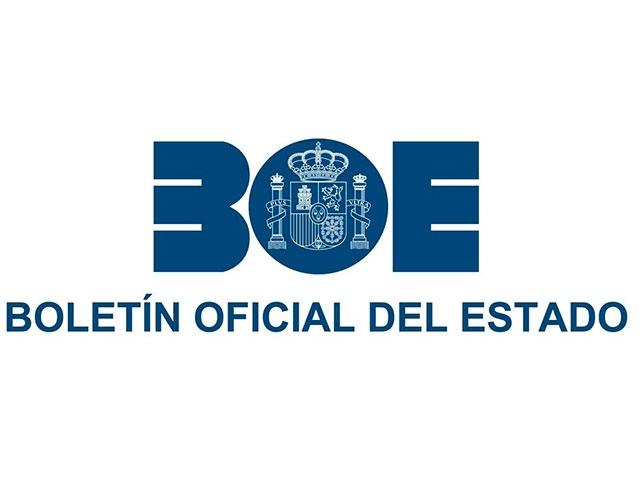 Logotipo BOE