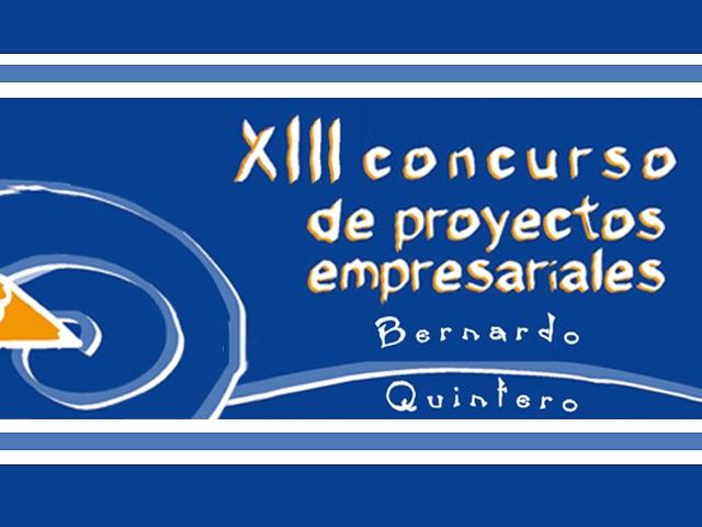 XIII Concurso de Proyectos Empresariales